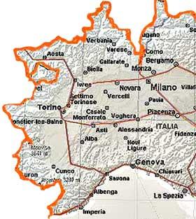 Bardonecchia Cartina Geografica.Case In Mostra Immobili In Affitto E Vendita In Piemonte Liguria E Valle D Aosta Citta Mare Montagna